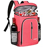 Best Backpack Coolers - FORICH Soft Cooler Backpack Insulated Waterproof Backpack Cooler Review