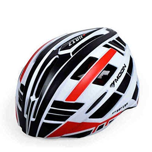 JM- Fahrradhelm Integrierter Helm Helm Rennradhelm Mountainbike Helm Reithelm Outdoor