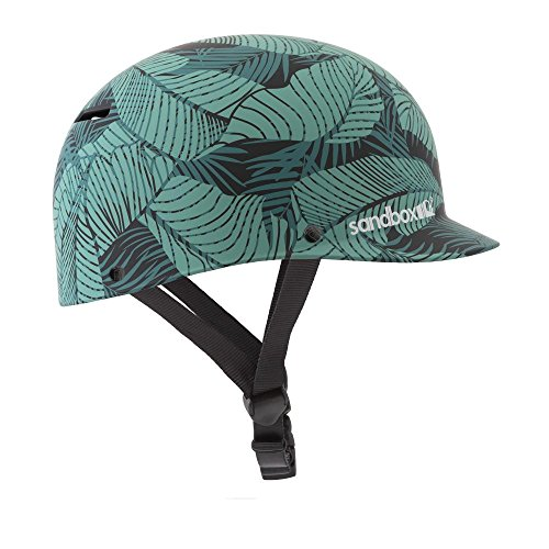 Sandbox Classic 2.0Low Rider Water Helmet, Small, Jungle Opaca