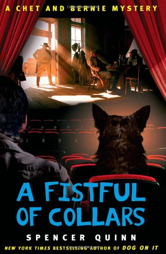 Image of A Fistful of Collars: A Chet and Bernie Mystery (5) (The Chet and Bernie Mystery Series)