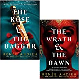 The Rose and the Dagger & The Wrath and the Dawn By Renée Ahdieh 2 Books Collection Set