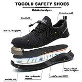Immagine 1 tqgold scarpe antinfortunistica uomo donna
