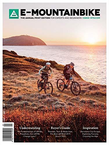 E-MOUNTAINBIKE Print Edition 2019 (English Edition)