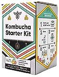 Craft A Brew Kombucha Starter Kit, 1 Gallon, Multicolor