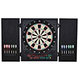 Best Electronic Dart Boards - HOMCOM Electronic Hanging Dartboard Set 27 Games Review