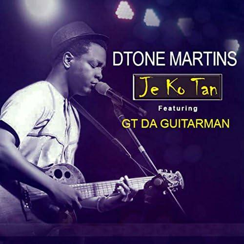 Dtone Martins feat. Gt Da Guitarman