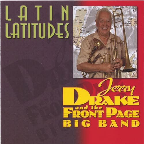 Jerry Drake And The Front Page Big Band