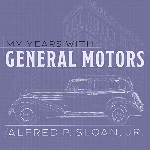 My Years with General Motors cover art