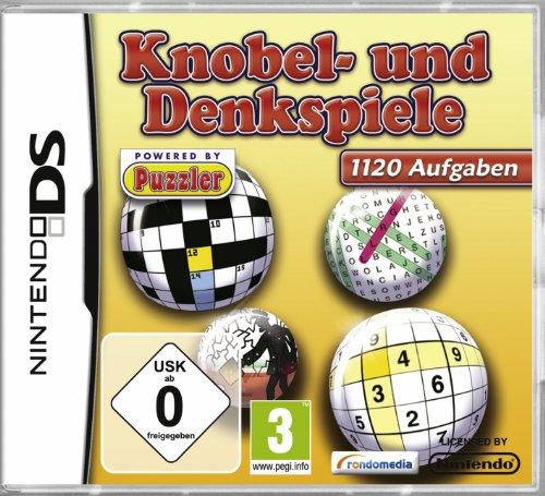 Knobel- und Denkspiele [import allemand]
