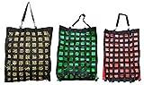 netproshop Slow Feeder Gitter Heusack groß aus starken 600D Nylon Farbauswahl