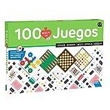 Falomir-100 100 Juegos Reunidos, Multicolor (32-1308) , color/modelo surtido