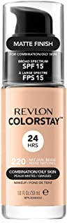 Revlon ColorStay™ Makeup For Combination/Oily Skin, Natural Beige, 30ml