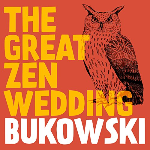 The Great Zen Wedding audiobook cover art