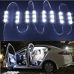 AMBOTHER 30 LED Car Interior Lights Kit LED Project Lens Lighting Lamp Work Light for Truck Car Kit Vehicle, Motorhome… 9
