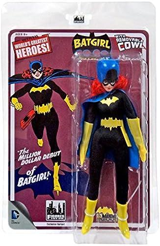 bienvenido a comprar Figuras de de de Acción Batman retro First apariciones   1Batgirl 8 bmfa100  conveniente