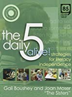 The Daily 5 Alive: Strategies for Literacy Independence [DVD]