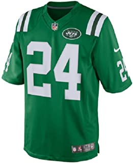 Outerstuff New York Jets NFL Youth Boys Darrelle Revis #24 Jersey, Green
