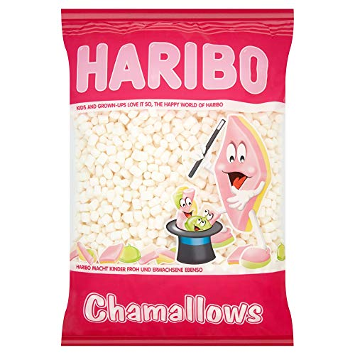 1kg Haribo Mini Chamallows