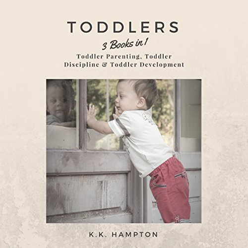 Toddlers, 3 Books in 1 audiobook cover art