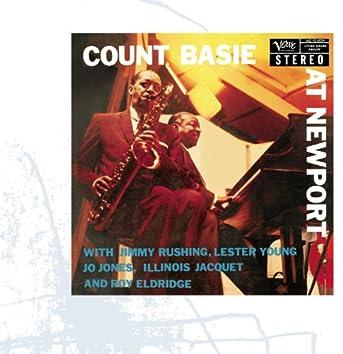 Count Basie At Newport