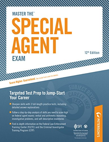 10 best special agent test prep book for 2021