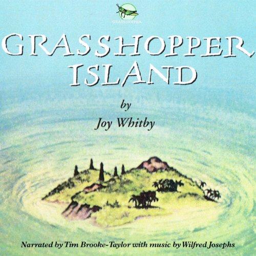 Grasshopper Island audiobook cover art