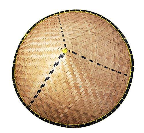 Double Duck Vietnamesisch Traditionell Konische Coolie Hut - Chinesisch Bauer Kostüm Accessorie