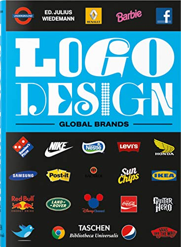 Logo Design Vol. 2: Global Brands (Bibliotheca Universalis)