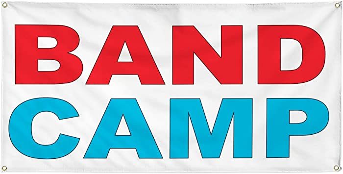 Vinyl Banner Multiple Sizes Voted Best in The City Red Blue Business Outdoor Weatherproof Industrial Yard Signs 8 Grommets 48x96Inches