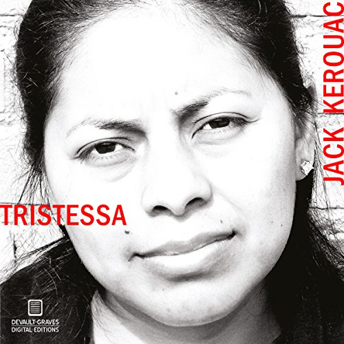 Tristessa audiobook cover art