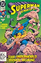 Superman the Man of Steel #17 - 1st appearance of Doomsday (Superman: The Man of Steel, 1)