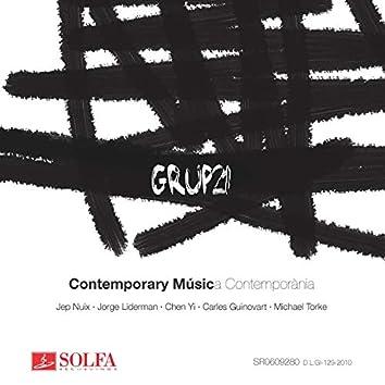 Contemporary Músic/a Contemporània