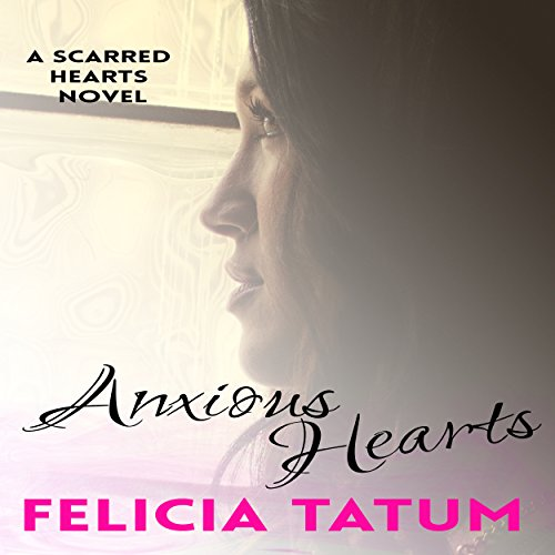Anxious Hearts: Daphne and Zander audiobook cover art