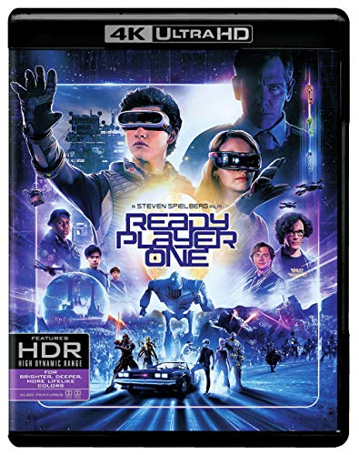 Ready Player One (4K Ultra HD + Blu-ray + Digital)