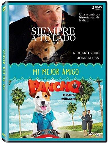 Pack Mi Mejor Amigo: Hachikō + Pancho, El Perro Millonario [DVD]