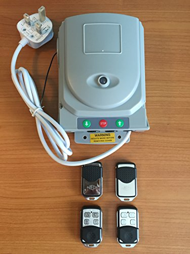 MK1 Upgrade Neco Eco Remote Control System Roller Shutters 2 Remotes
