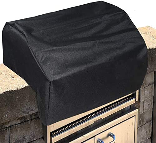 Mini Lustrous Built in Grill Cover for Island Grill Head Fade Resistant BBQ Waterproof Barbecue product image