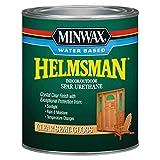 Minwax 630510444 Water Based Helmsman Spar...