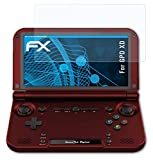 atFoliX Screen Protection Film compatible with GPD XD Screen Protector, ultra-clear FX Protective Film (3X)