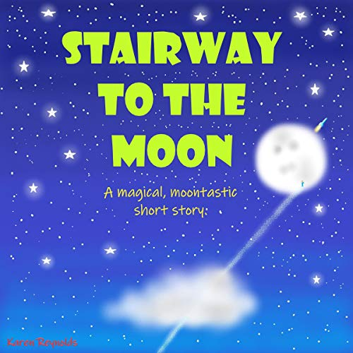 Stairway to the Moon audiobook cover art