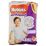 Huggies Pannolini Mutandina, Bambino/Bambina, 15kg, 25kg, Multicolore, 1 Pacco com 13 pezzi