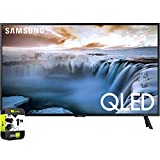 SAMSUNG QN32Q50RAFXZA 32 inch Q50R QLED Smart 4K UHD TV 2019 Model Bundle with 1 Year Extended Protection Plan