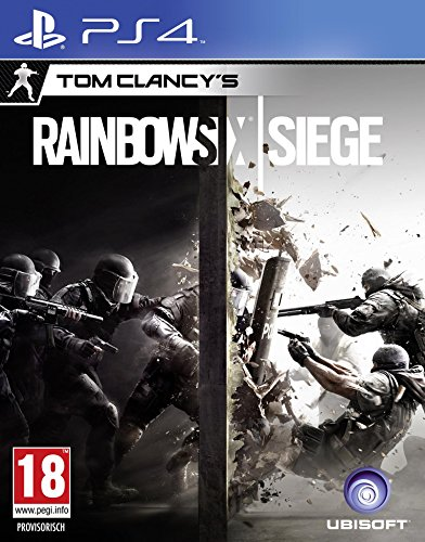 Ubisoft Tom Clancy's Rainbow Six Siege PS4 [Edizione: Germania]