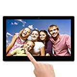 Tablet PC con pantalla táctil HSD-P514 todo en uno, con soporte, 2 GB + 16 GB, pantalla LCD de 18,5 pulgadas, Android 6.0 Quad Core Cortex A17 1,8 GHz, soporte Bluetooth, WiFi, tarjeta SD, USB OTG