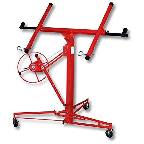 Preisvergleich Produktbild XXL Plattenheber für Rigipsplatten 1-Mann-Bedienung bis 350 cm und 68 kg