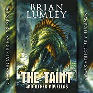 The Taint and Other Novellas cover art
