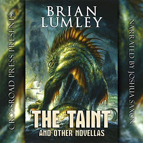 Couverture de The Taint and Other Novellas