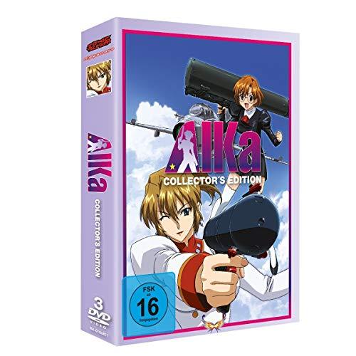 Agent Aika - Gesamtausgabe (2 DVDs)