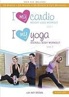 I Love My Body: Cardio / Yoga [DVD] [Import]