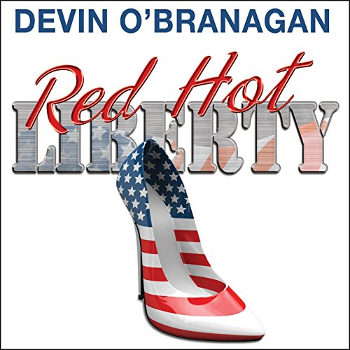 Red Hot Liberty audiobook cover art